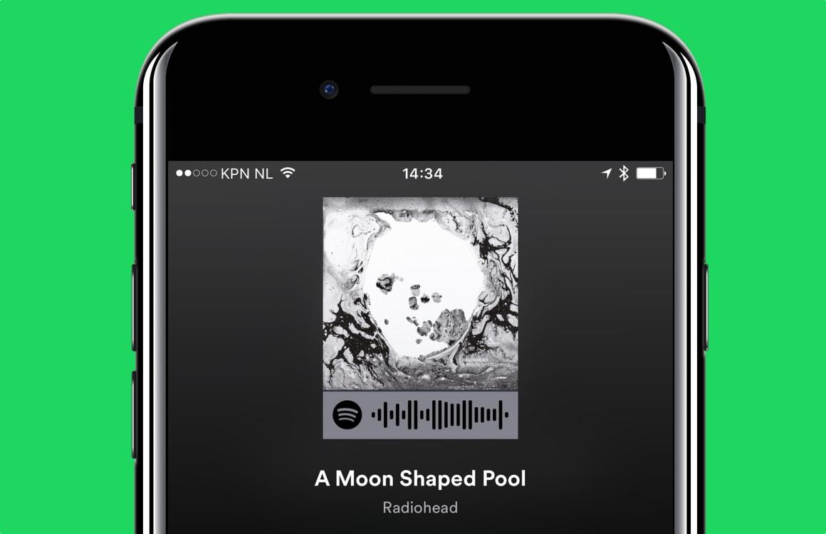 Zo gebruik je een Spotify-code om muziek te delen met vrienden