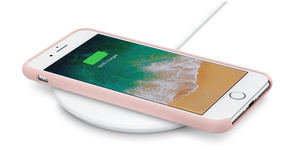 iPhone SE 2 draadloos opladen