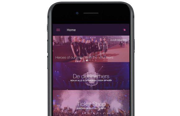 eurovision songfestival app