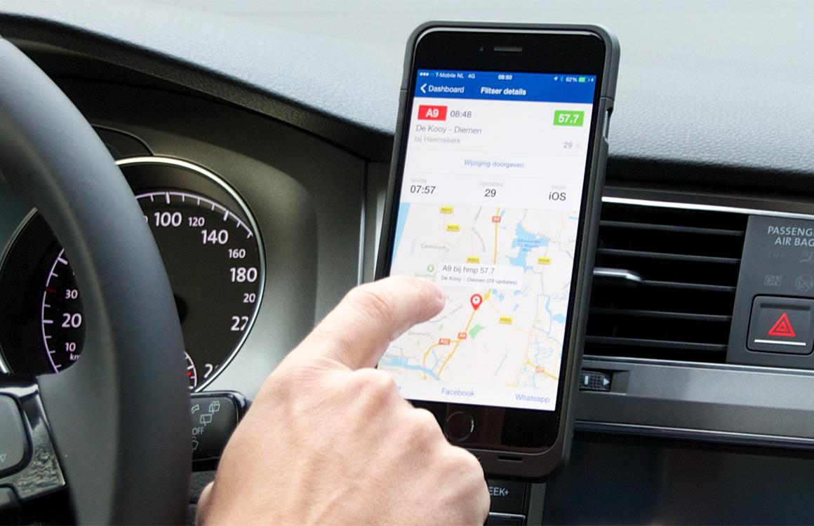 """Apple: """"Verkeersongevallen door iPhone-afleiding niet onze schuld"""""""