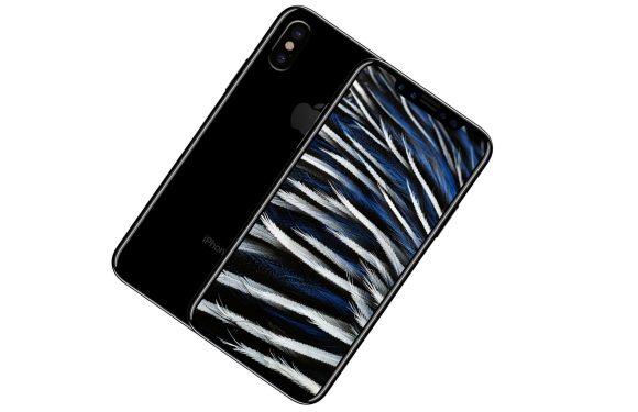 iPhone 8 gezichtsscanner