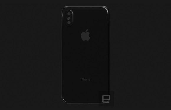 'iPhone 8 wordt de eerste iPhone met een dubbele frontcamera'