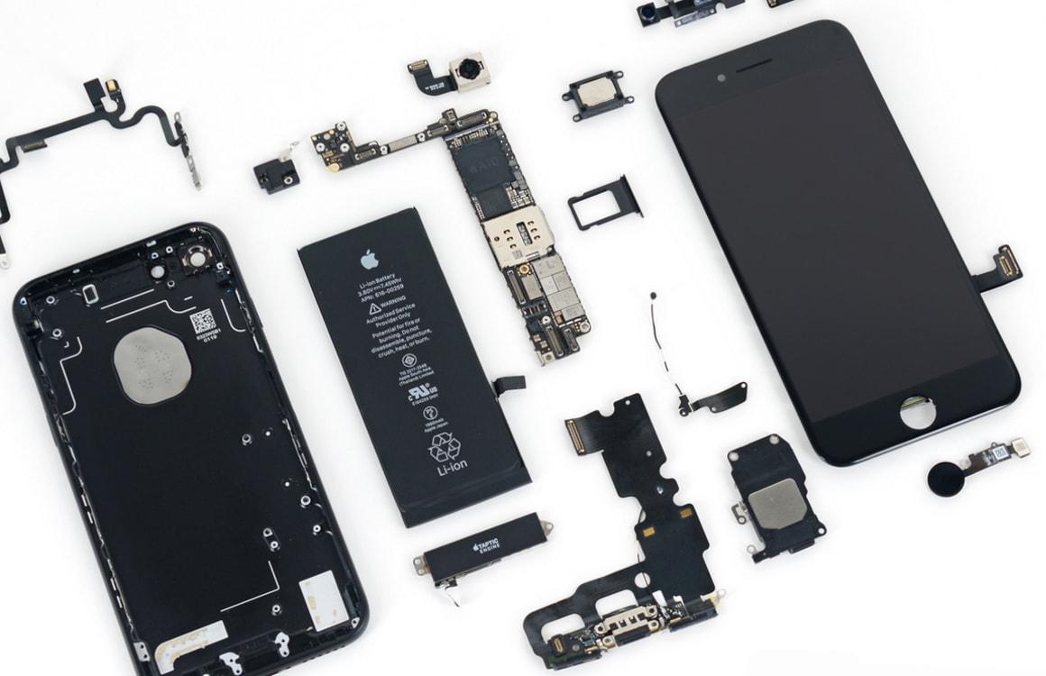 'Apple verhuurt apparatuur om iPhone 8-onderdelen te maken'