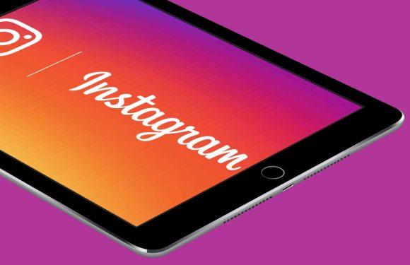 Instagram op je iPad gebruiken: zo doe je dat