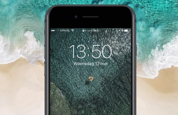 Download hier de drie nieuwe, zomerse iOS 10.3.3 wallpapers