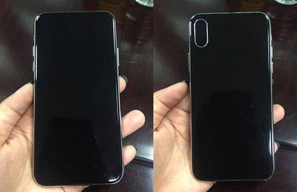 Nieuwe iPhone 8-mockup toont 'definitief design'