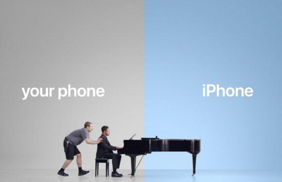 iphone overstappen