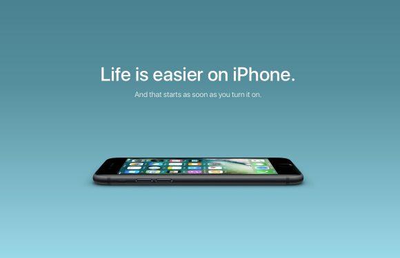 Zo wil Apple Android-gebruikers overhalen om naar iPhone over te stappen