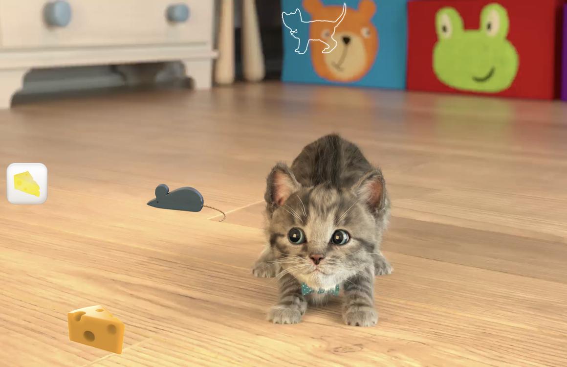 Kleine Kitten gratis
