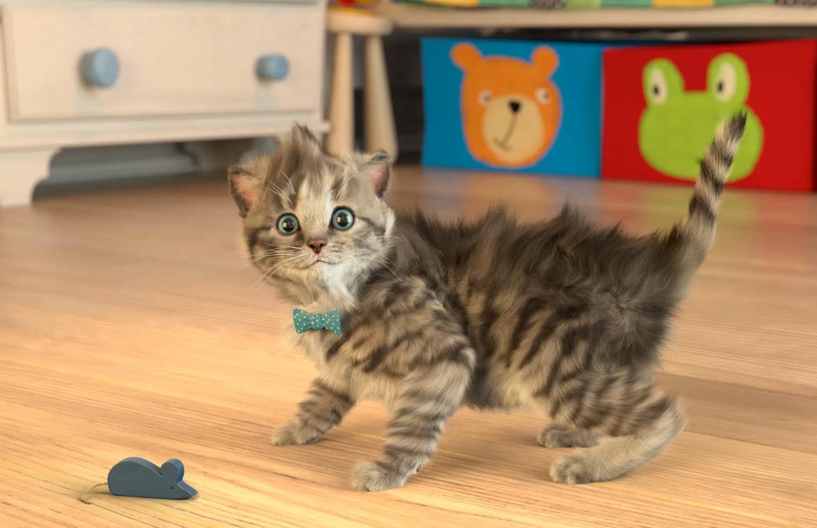 Poeslieve iPhone-game Kleine Kitten is Apples gratis App van de Week