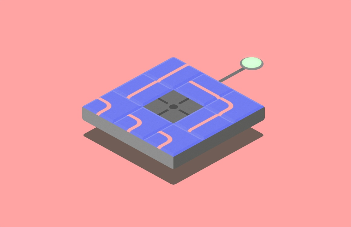 Ontspannende puzzelgame Klocki is Apples gratis App van de Week