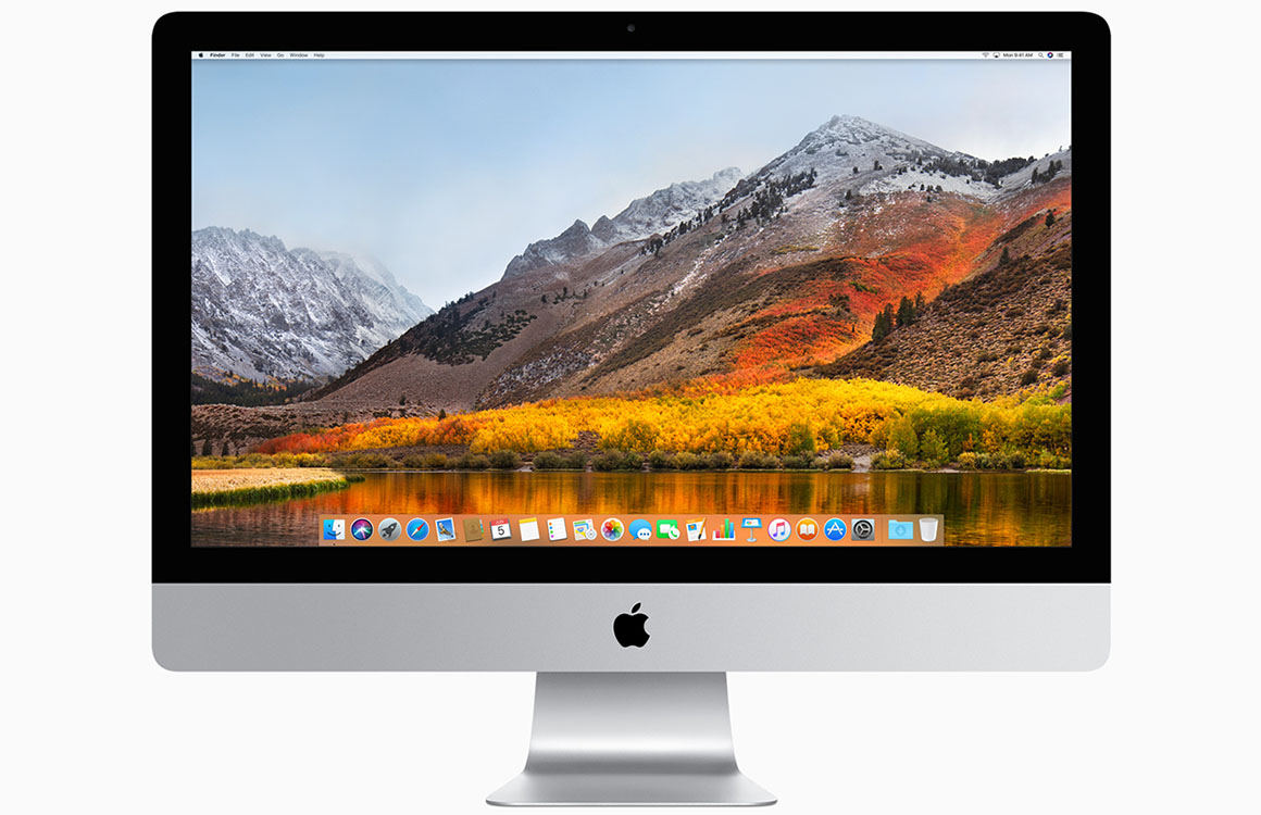 Zo installeer je de publieke bèta van macOS High Sierra
