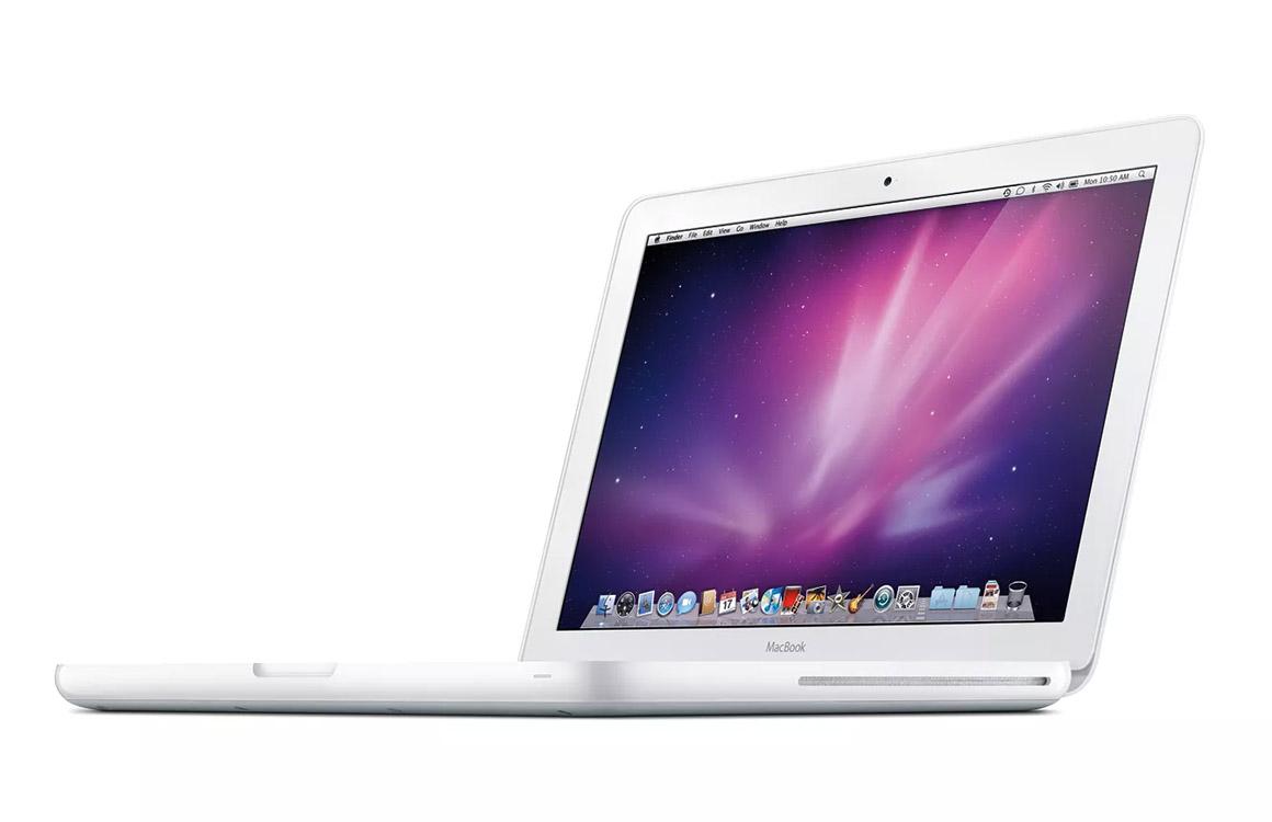 Apple schrijft laatste plastic MacBook af, geen reparaties meer