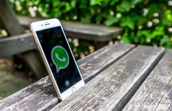 whatsapp gesprek vastzetten