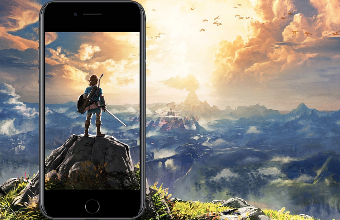 'Nintendo werkt aan The Legend of Zelda-game voor iPhone'