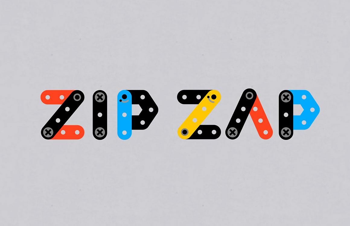 Originele puzzelgame Zip Zap is Apples gratis App van de Week
