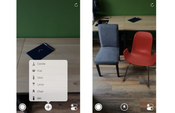 ARKit preview