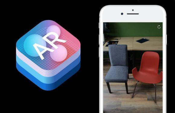 Apple verrast door 'ongelofelijke' ontvangst ARKit