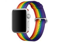 Dit gebeurt er met de opbrengst van het Pride Edition Apple Watch-bandje