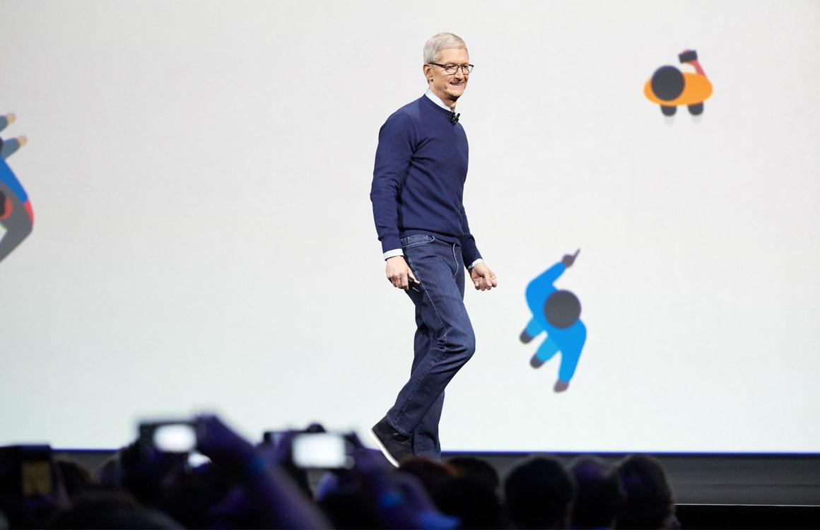 apple kwartaalcijfers Q1 2018