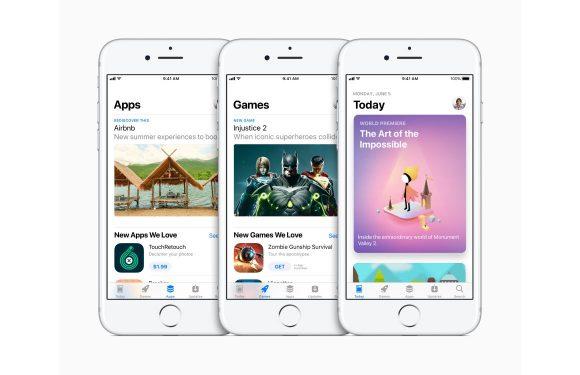 App Store-update