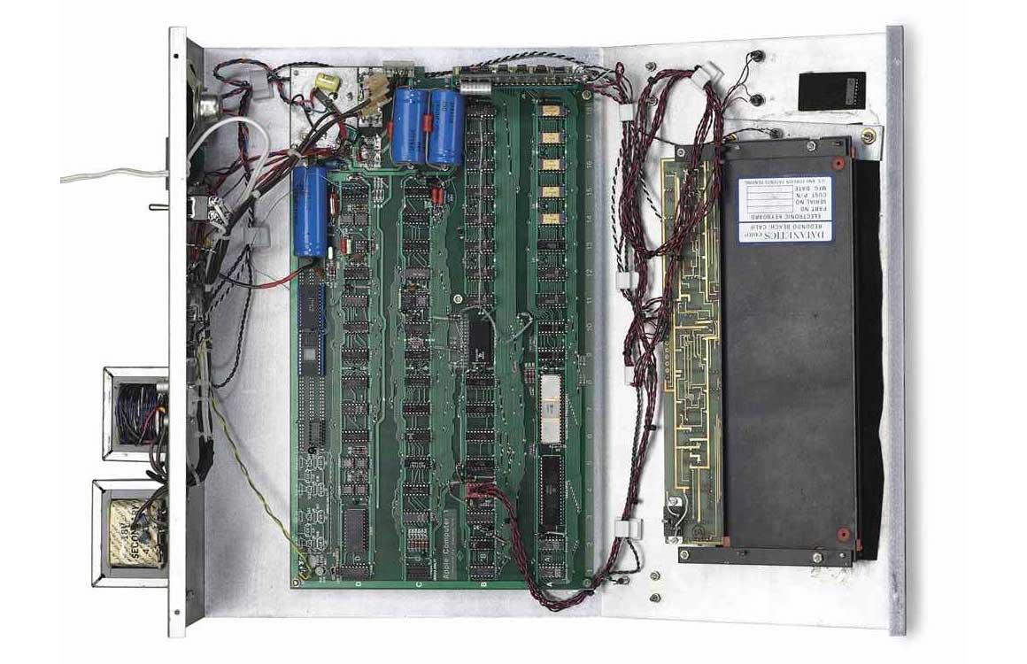 Zeldzame Apple I computer mogelijk voor half miljoen onder de hamer