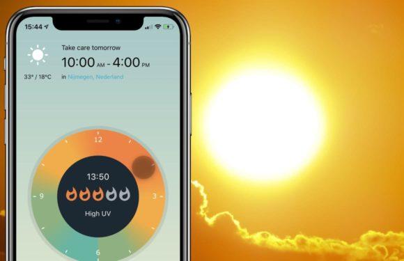 5 apps om je hoofd koel te houden tijdens het hitteplan