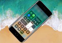 Zo werkt het compleet vernieuwde Bedieningspaneel van iOS 11