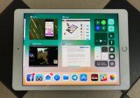 Tip: Recente apps uitschakelen in het iOS 11-dock van de iPad