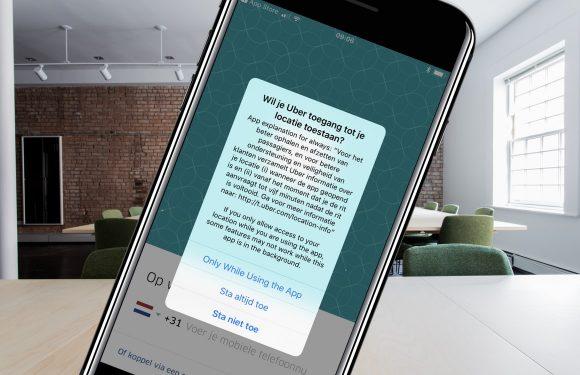 Zo geeft iOS 11 meer controle over het delen van locatiegegevens