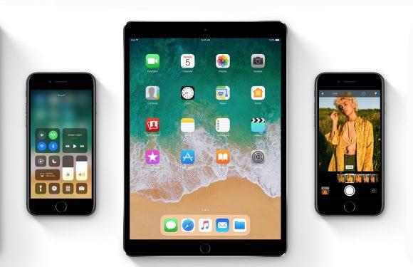 iOS 11 ondersteuning