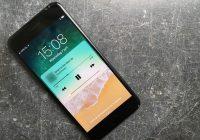 Audiobestand in iOS 11 hint naar draadloos opladen iPhone 8