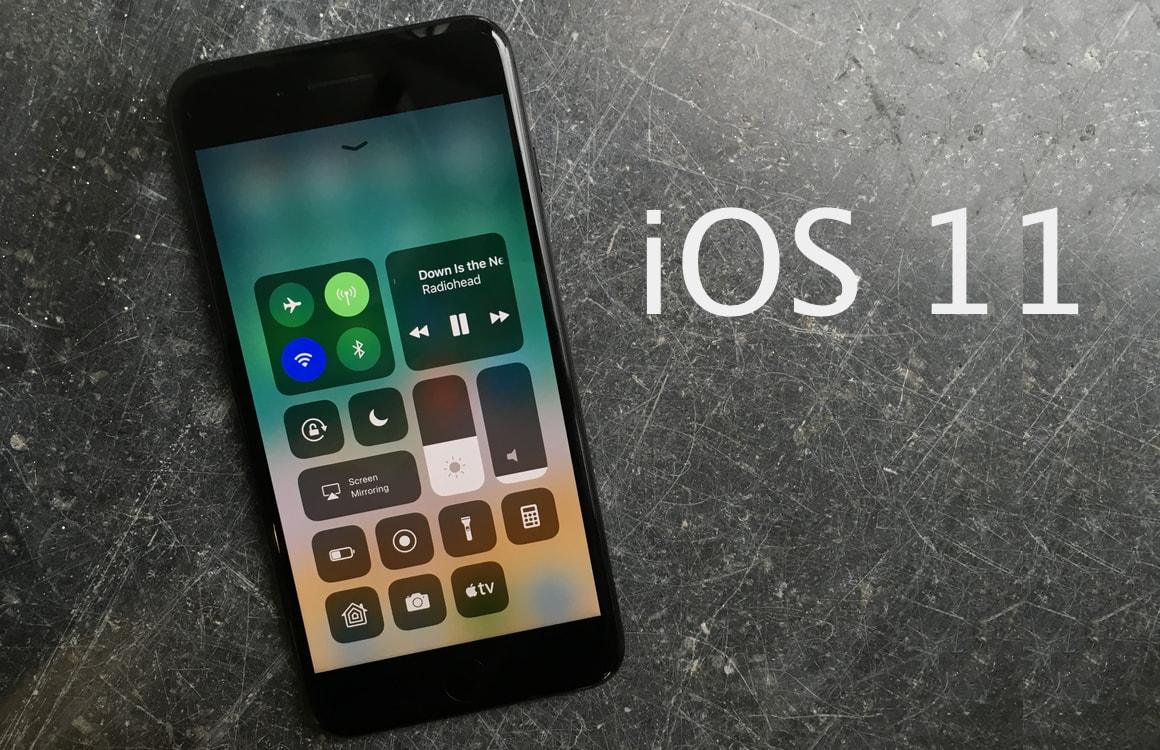 iOS 11 downloaden: 5 tips om je iPhone en iPad voor te bereiden
