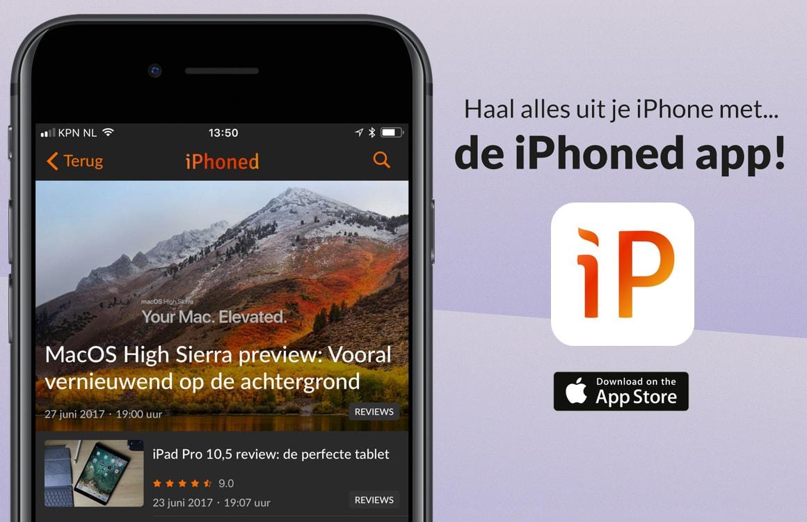 iPhoned app