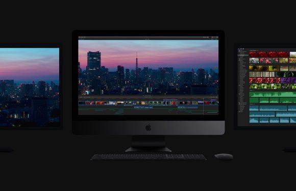 iMac Pro A10-chip