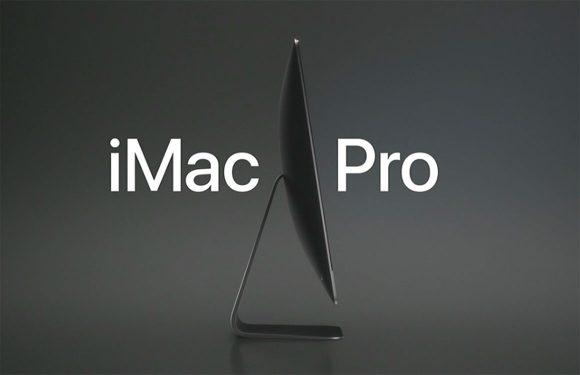 'Volledig uitgeruste iMac Pro kost meer dan 17.000 euro'