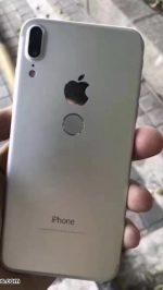 iPhone 8-foto's