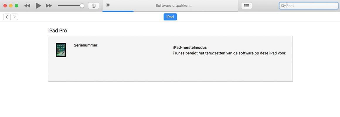 iPad iPhone herstellen