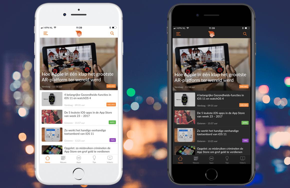 5 tips om alles uit de nieuwe iPhoned-app te halen