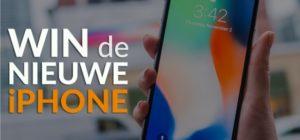Winactie: win de nieuwe iPhone!