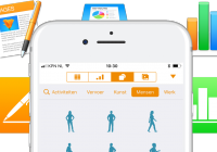 Apple vernieuwt iWork-apps met 500 vormen, reactiefunctie en meer