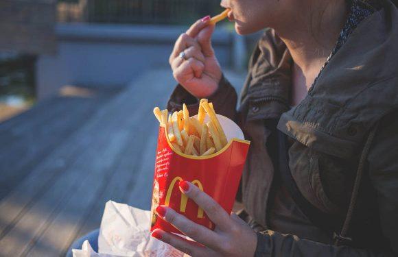 McDonald's thuisbezorgen