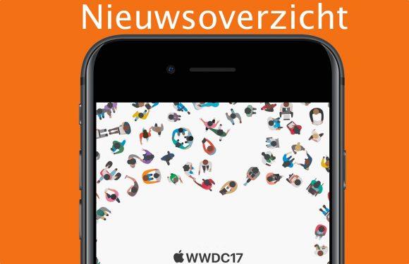 Nieuwsoverzicht week 23: iOS 11, HomePod en iPhone 7S
