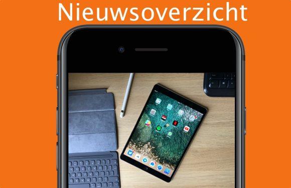 Nieuwsoverzicht week 25: iPad Pro 10.5 review en meer