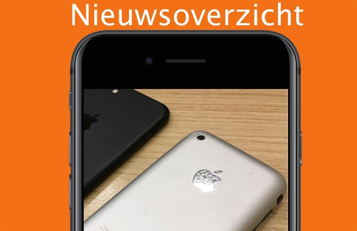 Nieuwsoverzicht week 26: 10 jaar iPhone en publieke iOS 11-bèta
