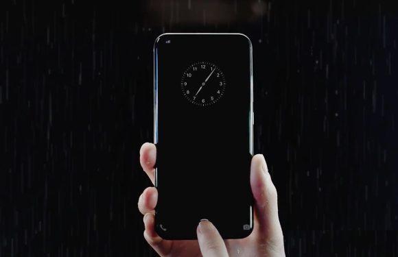 Qualcomm toont hoe de iPhone 8-vingerafdrukscanner kan werken