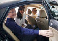 'Apple ontwikkelt accu voor elektrische auto in China'
