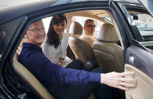 Apple haalt tweehonderd mensen van autoproject, maar schrapt het niet