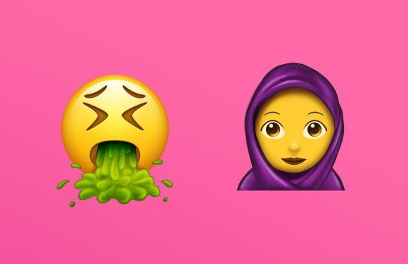 Deze 56 emoji komen dit jaar nog naar je iPhone, iPad en Mac