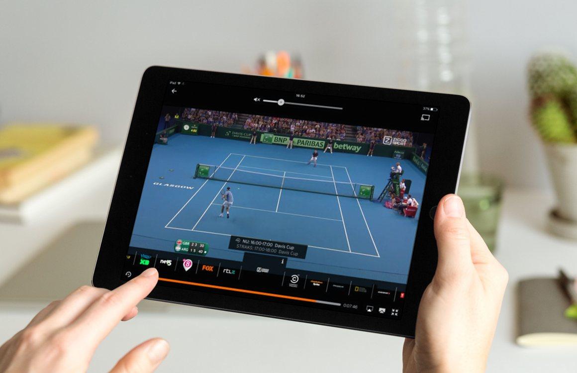 Ziggo GO krijgt meer zenders en AirPlay-ondersteuning